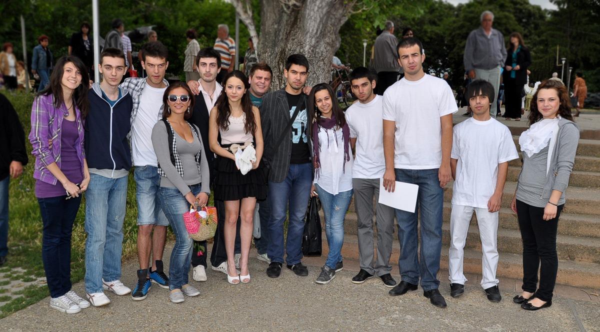 Портал Силистра - Екип 2011 г.