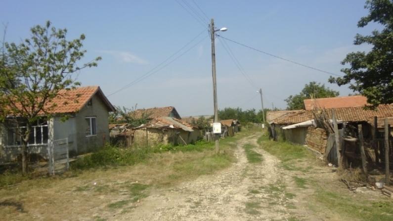 с. Ястребна, община Ситово